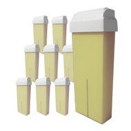 Biostyle depilačný vosk vanilkový roll on 110g - balenie 1, 6, 12, 24ks