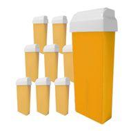 Biostyle depilačný vosk argan roll on 110g - balenie 1, 6, 12, 24 ks