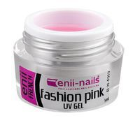 Enii nails FRENCH fashion pink, ružový UV gél 5ml