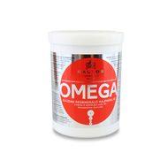 Maska na vlasy Kallos Omega 1000 ml