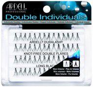 Ardell Double Individual Lashes Long - zdvojené trsy bez uzlíka
