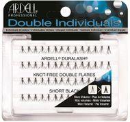 Ardell Double Individual Lashes Short - zdvojené, bez uzlíka, krátke
