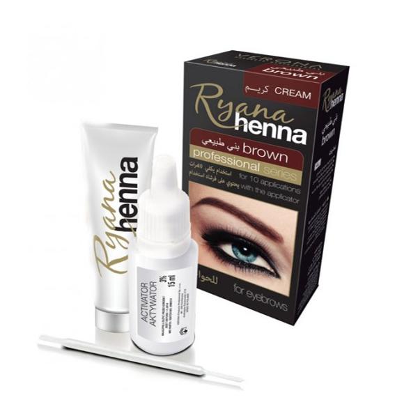 Verona Henna Proseries - farba na obočie a riasy 15 ml+15ml ... 6956f50cccc