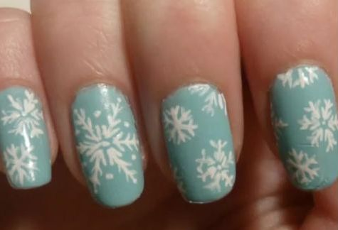 Starostlivosť o nechty v zime