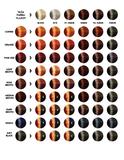 Henna na vlasy Voono, Dark Brown 100g