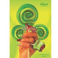 Biostyle plagát zelený