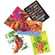 Biostyle sada piatich pútavých plagátov