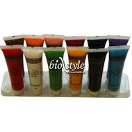 Farby akrylové 12ks po 12ml