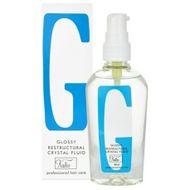 Kallos Glossy Restructural Crystal fluid - tekutý kryštálový olej na vlasy 80ml