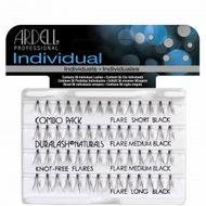 Ardell Individual Combo Pack - bez uzlíka, mix veľkostí