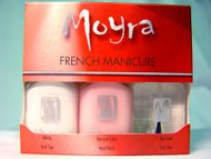 Sada na francúzsku manikúru