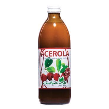 Acerola - prírodná šťava 500 ml