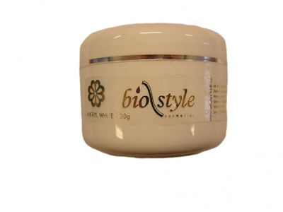 Akryl White 30g Biostyle