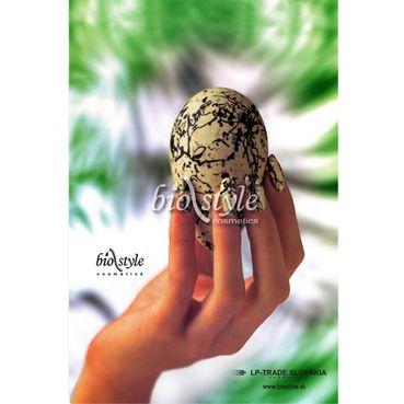 Biostyle plagát vajíčko