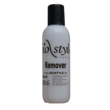 Biostyle remover - odstraňovač gél laku 100 ml