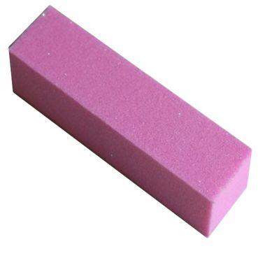 Blok na nechty ružový