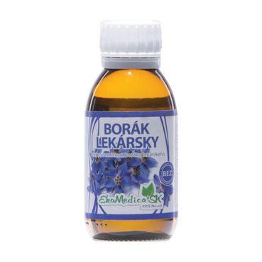 Borák lekársky - prírodný olej 100 ml