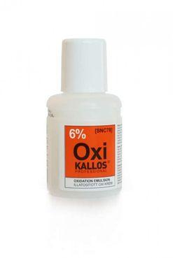 Kallos krémový peroxid OXI 6% 60 ml