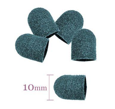 Brusné kotúčiky 10mm/80 10 ks modré