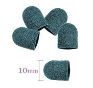 Brúsne kotúčiky 10mm/80 100 ks modré