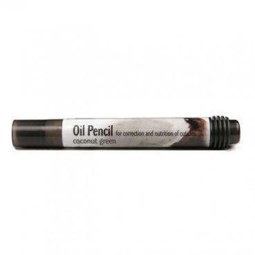 Ceruzka olejová na nechtovú kožtičku 4ml coconut green