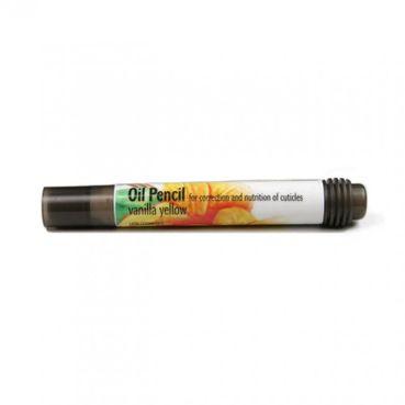 Ceruzka olejová na nechtovú kožtičku 4ml vanilla yellow
