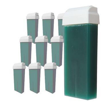 Biostyle depilačný vosk roll-on, azulénový 100g - balenie 1, 6, 12, 24 ks