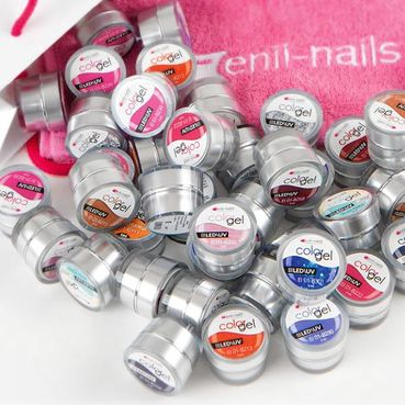 Enii-nails Color gel - farebný UV/LED gél 5 ml