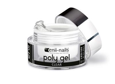 Enii Poly Gel Clear, číry - 10ml