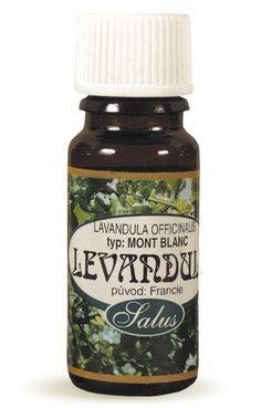 Saloos Éterický olej levanduľa Mont Blanc 10 ml