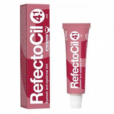 RefectoCil farba na obočie a riasy 4.1 červená 15 ml