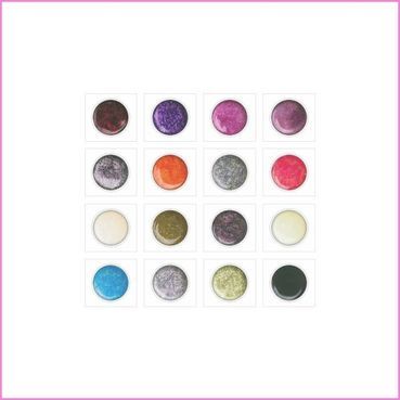 Farebný gél Glitter 5 ml