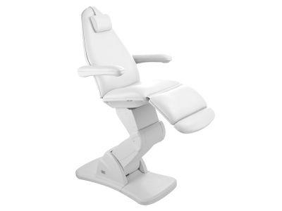 Kozmetické elektrické kreslo 2244 biele