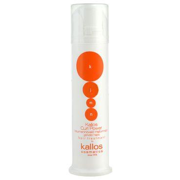 Kallos KJMN CURL POWER - krém pre vlnité vlasy 100ml