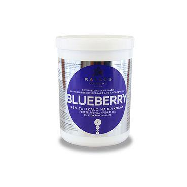 Kallos Blueberry - čučoriedková maska na vlasy 1000 ml