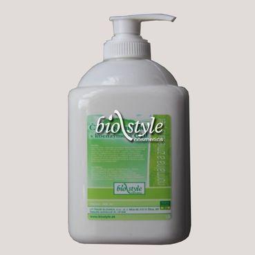 Mlieko čistiace Biostyle na normálnu a zmiešanú pleť 500 ml