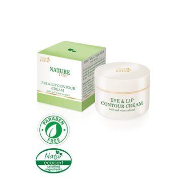 Stella Golden Green NATURE LINE Krém na kontúry očí a úst 50 ml