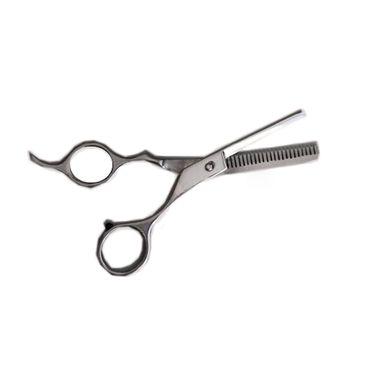 Nožnice na vlasy 13cm - prestrihovacie