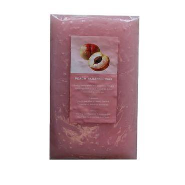Biostyle parafín s vitamínom E, vôňa broskyňa, E 400 g