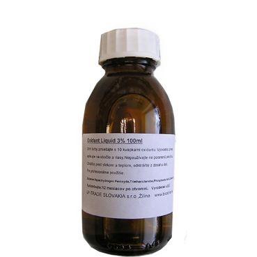 Biostyle Peroxid - oxidant pre farby na obočie a riasy 3%, 100 ml