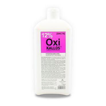 Kallos krémový peroxid OXI 12% 1000 ml
