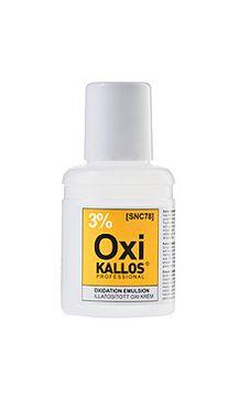 Kallos krémový peroxid OXI 3% 60 ml