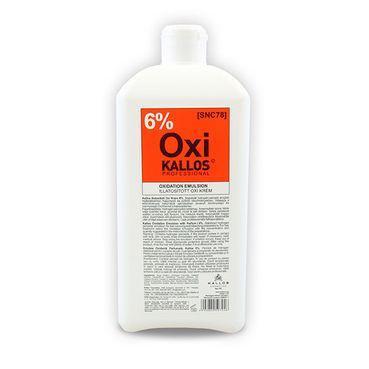 Kallos krémový peroxid OXI 6% 1000 ml