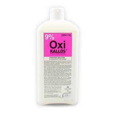 Kallos krémový peroxid OXI 9% 1000 ml