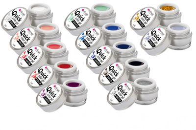 Enii-nails Quick Color UV/LED farebný gél 5 ml