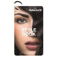 RefectoCil Style Book - kniha nápadov farbenie obočia a mihalníc