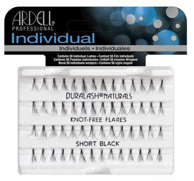 Ardell Individual Lashes Short - trsy bez uzlíka