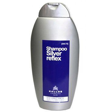 Šampón Kallos Silver reflex 350ml
