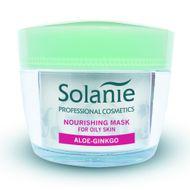 Solanie Vyživujúca maska na mastnú pleť 50 ml