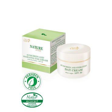 Stella Golden Green NATURE LINE Hydratačný denný krém s SPF 30, 50 ml